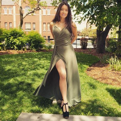 Sooley long wrap dress perfect for summer weddings