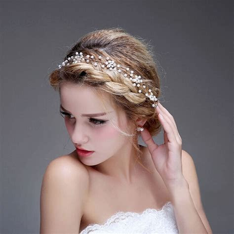 Amazon.com : Yean Wedding Bridal Headband for for Women