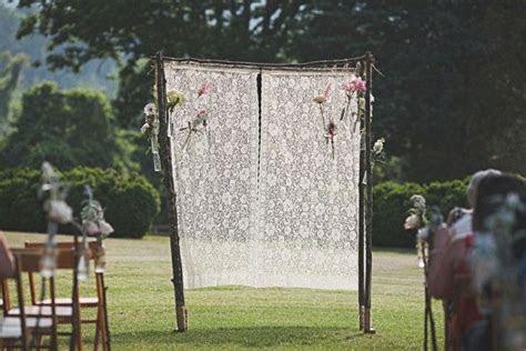 1000  ideas about Outdoor Wedding Altars on Pinterest
