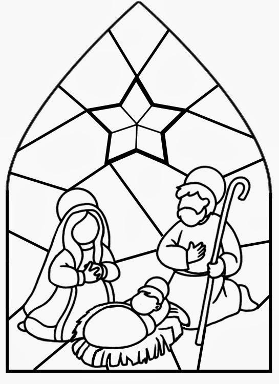 Disegni Da Colorare Della Sacra Famiglia Immagini Di Famiglia