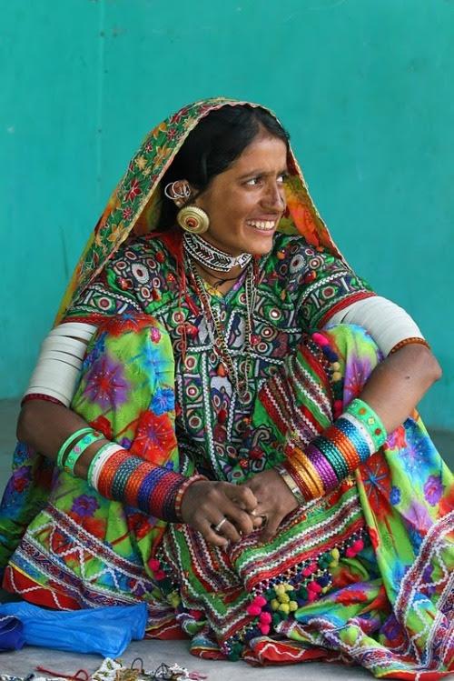 elhieroglyph:  Tribal Jewellery of Gujarat - Kutch