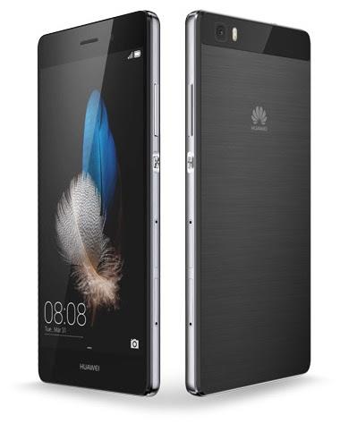 Huawei P8 Lite B170 Update