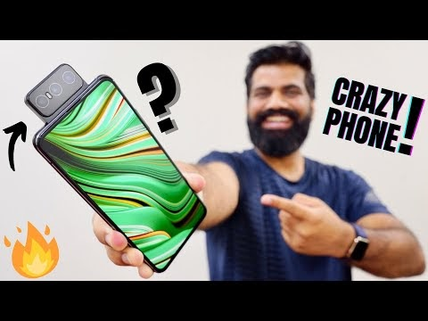 The PRO Smartphone From Future - Zenfone 7 Pro Unboxing & First Look🔥🔥🔥