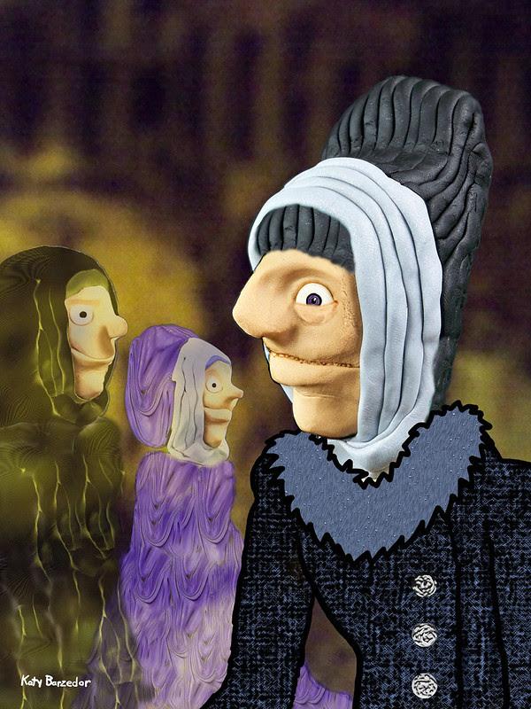 Matilda's big night