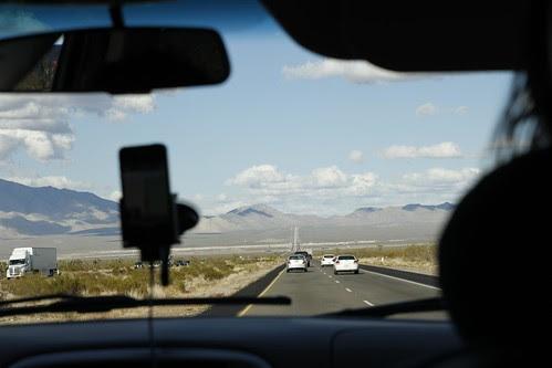 Rectas interminables del Estado de Nevada