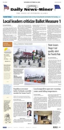 Fairbanks Daily News-Miner - Wikipedia