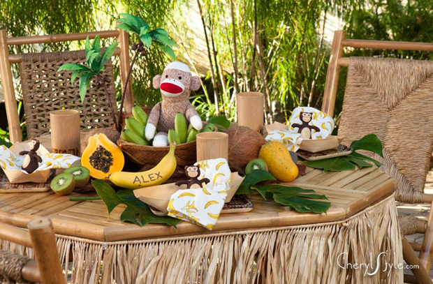 Island Themed Kids Party Ideas Everyday Dishes