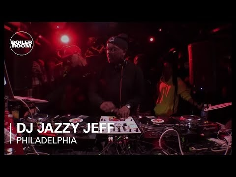 Youtube Jazzy Jeff Boiler Room