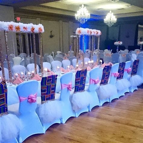 I Do Ghana   Gorgeous kente themed wedding décor by