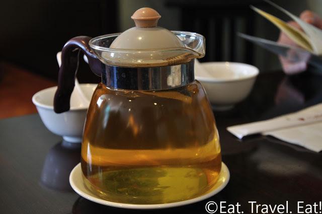 Free Hot Tea