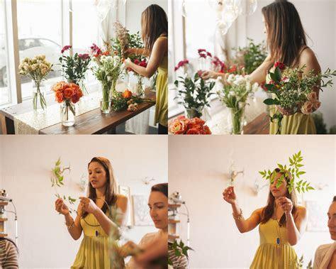 Floral Crown Workshop with RLove Floral   Grit   Gold