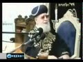 zionist rabbi ovadia yosef wishes death for all palestinians