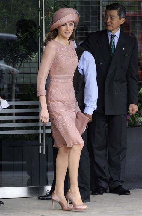 Princess Letizia of Spain   The Best and Worst Dressed at