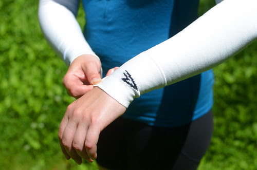 DeFeet Armskins Ice
