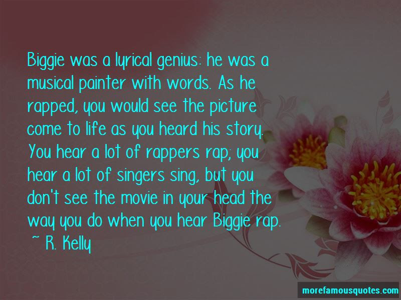 Quotes About Life From Rappers Top 9 Life From Rappers Quotes From