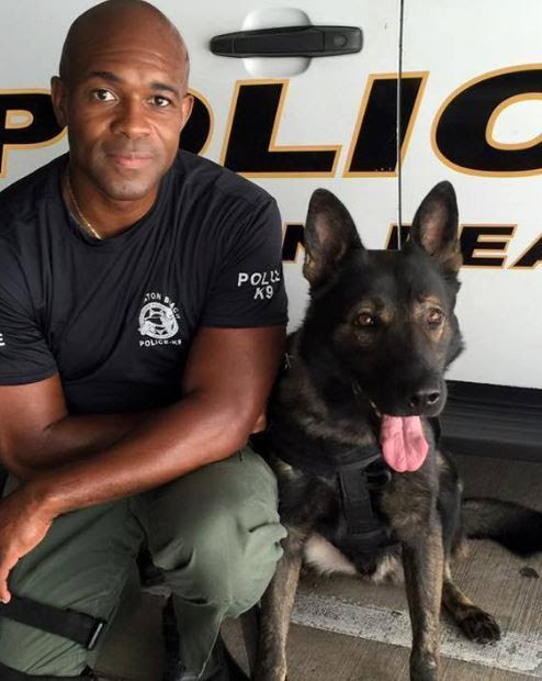 Image result for Boynton Beach police officer, 44, dies after evening run