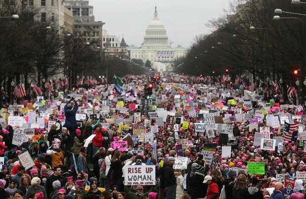 Proteste trump - 5