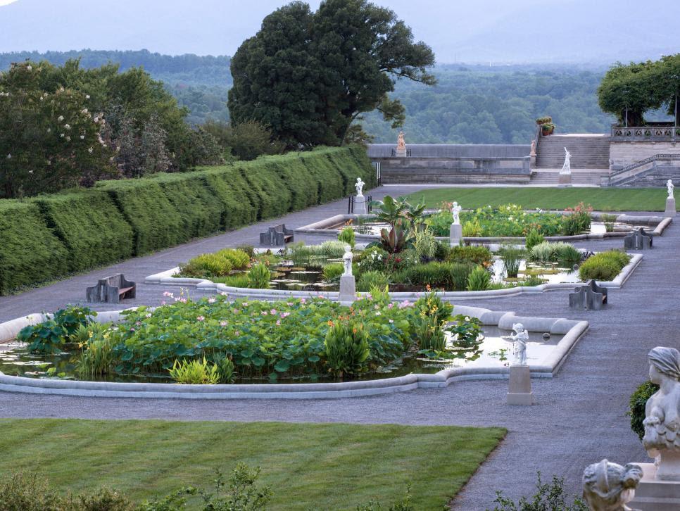 Italian Garden Inspirations in the United States | HGTV