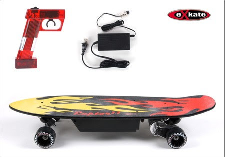 Exkate Raptor 2.2 electric skateboard