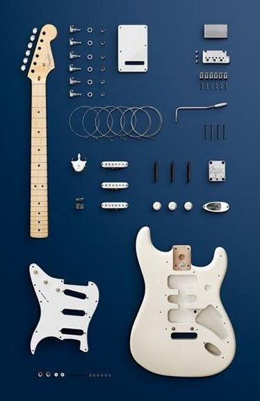 Ritchie Blackmore Stratocaster Wiring Diagram