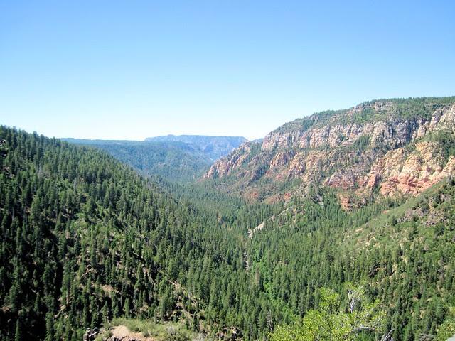 Oak Creek Canyon 3-20130617