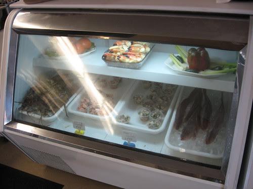 Lighthouse Cafe Seafood Cooler