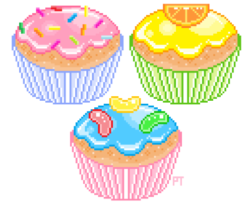 because i made cupcake/buns yesterday ( the 3-d kind)