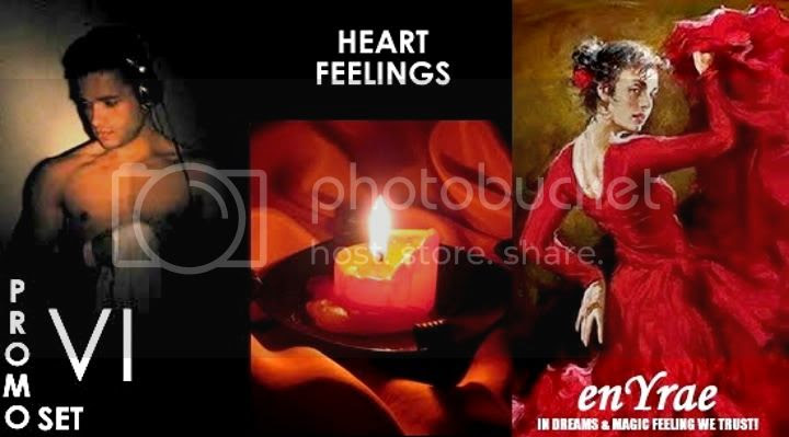 DJ Enyrae Promo Set VI - Heart Feelings