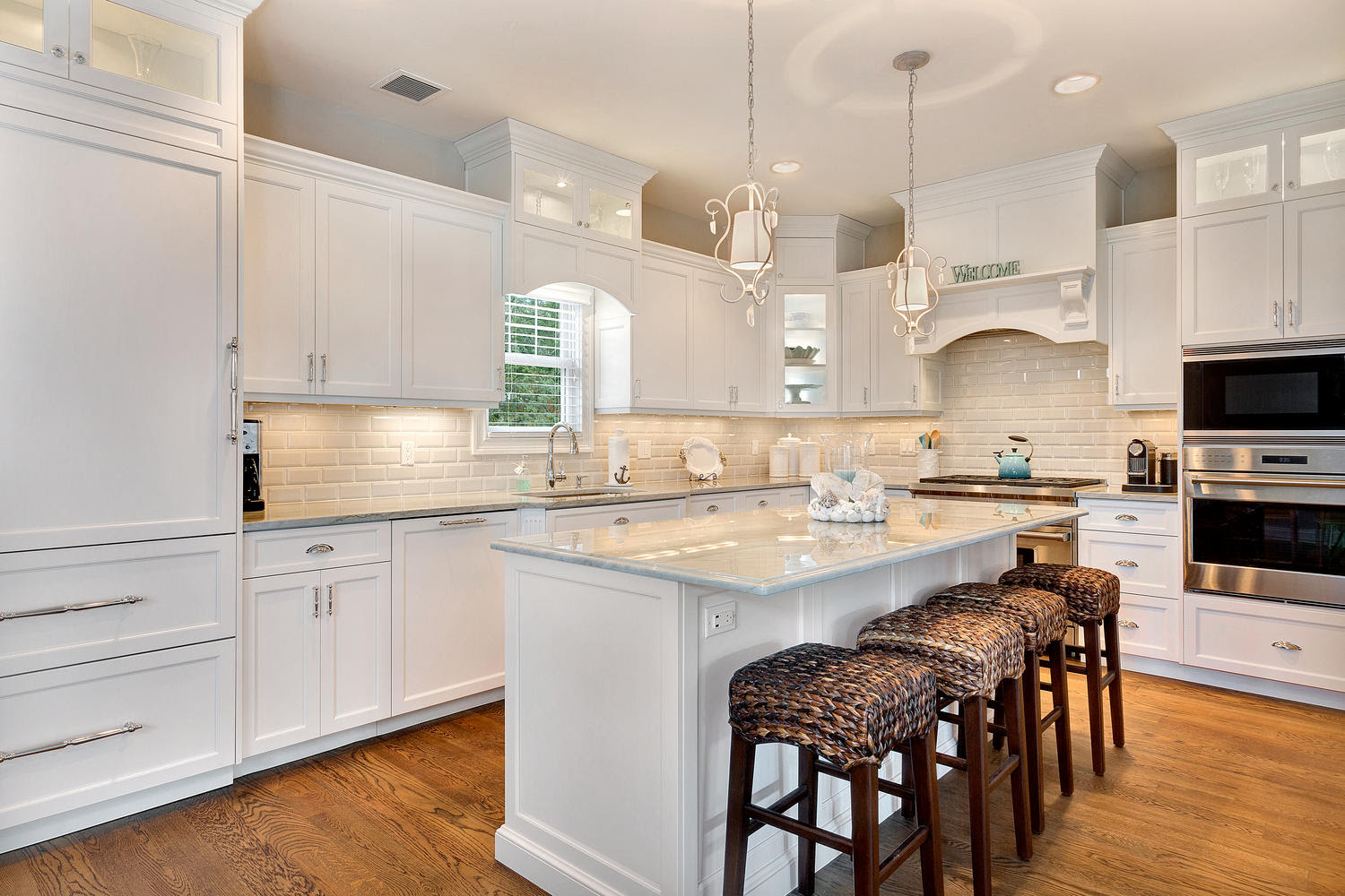 Refined Casual Style Kitchen Brielle New Jersey by Design ...