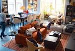 Best Ikea Living Room Design Ideas For Image Beautiful Brown And ...