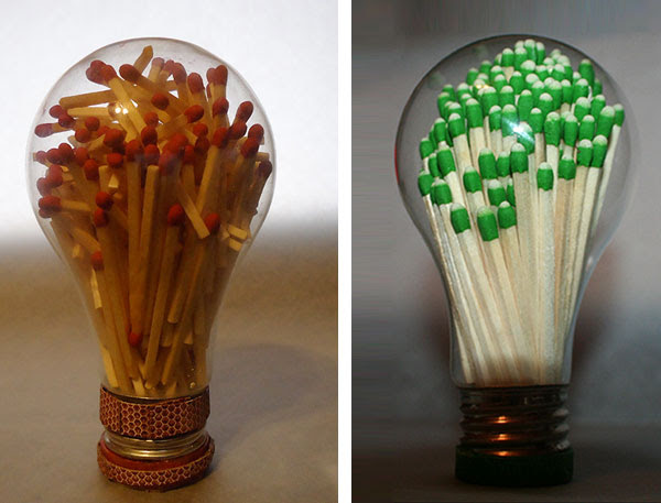 Light Bulb Crafts | Repurposing Light Bulbs | HouseLogic