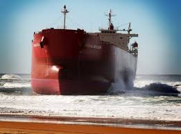 The BDI indicates that global shipping is running aground.