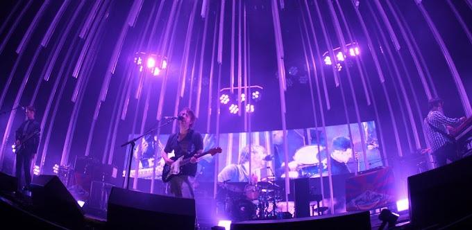 Relembre passagem única do Radiohead pelo Brasil