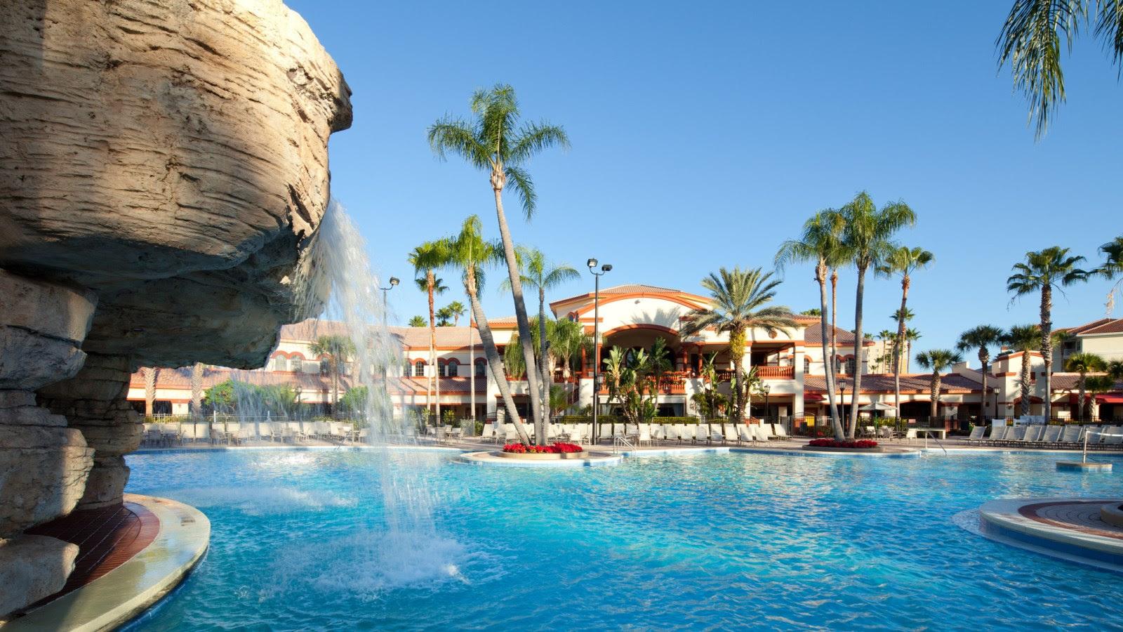 Resort Pools  Sheraton Vistana Villages Resort Villas