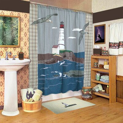Shower Curtains Lighthouse | Homes Decoration Tips