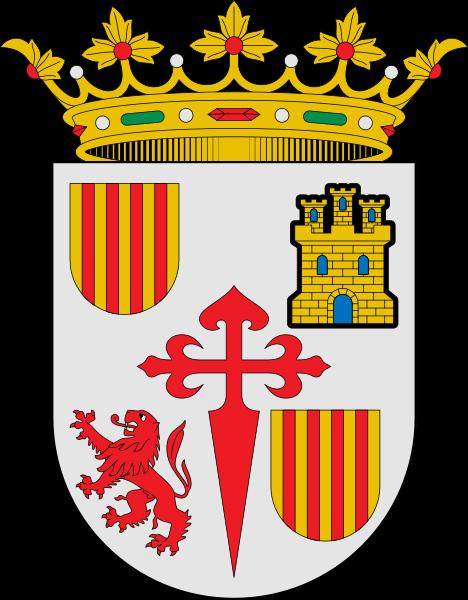 File:Escudo de Villanueva de los Infantes (Ciudad Real).svg