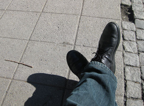 shoes in the sun :: sko i sola