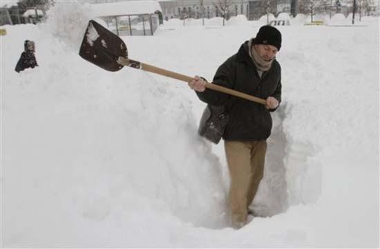 Χιόνια στην Ευρώπη (8)