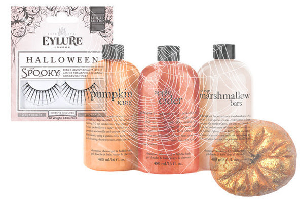 Ten Festive Halloween Beauty Products