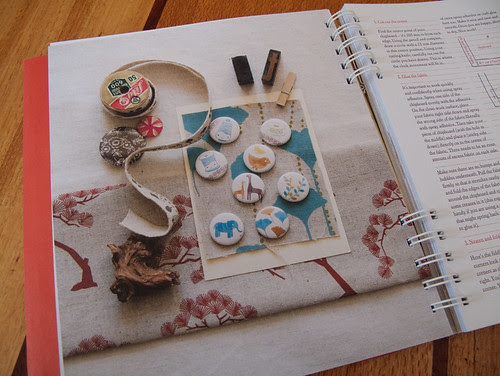 meet me at mikes book - one of my project pages
