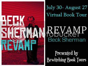 Revamp banner, Revamp FMB Blog Tour