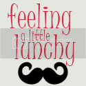 feeling a little lunchy