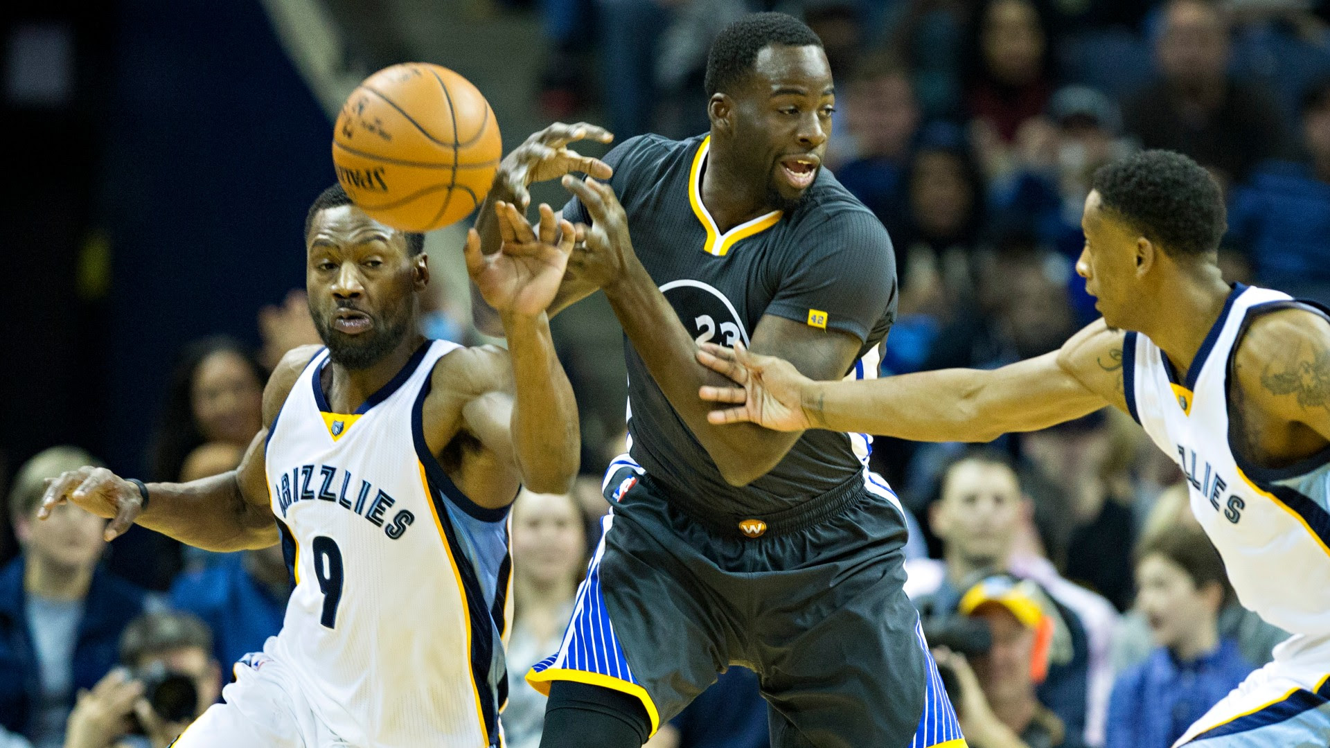 Draymond Green, Tony Allen exchange Twitter jabs after Warriors star claims he is best NBA defender of all time