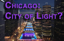 Chicago: City of Light? Rahm Sees Luminous Future for his Town's Architecture