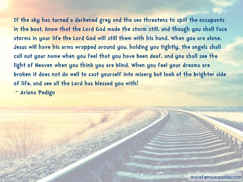 God Has Blessed Me With You Quotes Top 16 Quotes About God Has
