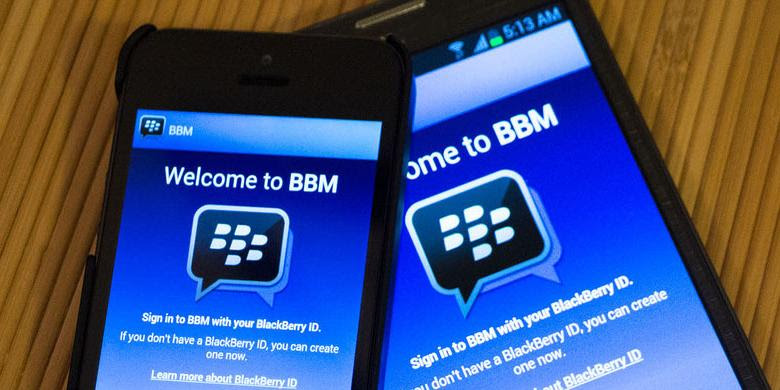 Aplikasi BBM untuk  Android sendiri dirilis di toko aplikasi Google Play Store pada Selas Cara Pakai BBM di Android