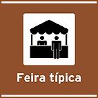 Locais para atividades de interesse turistico - TIT-07 -  Feira tipica