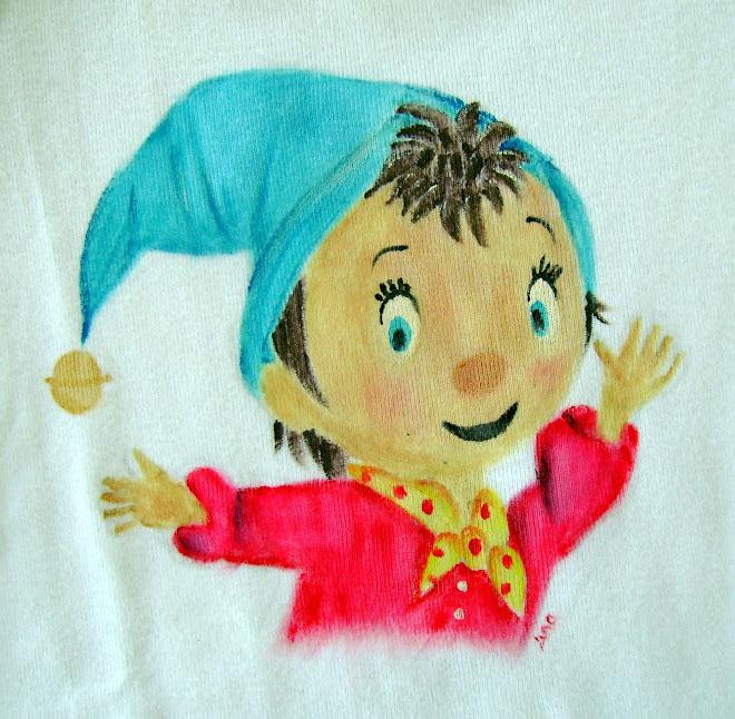 T-shirt Noddy