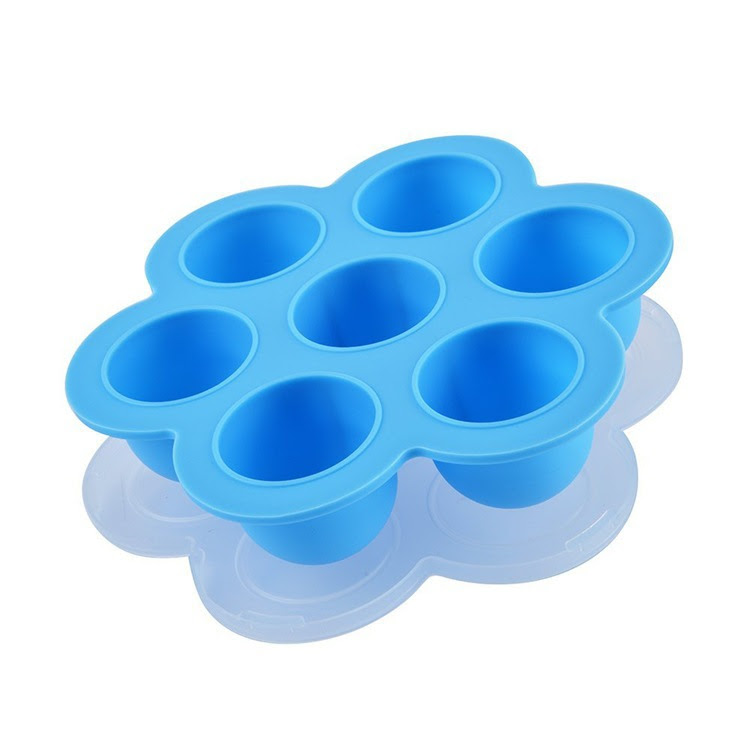 best baby food freezer trays Flower Shape Multiportions ...