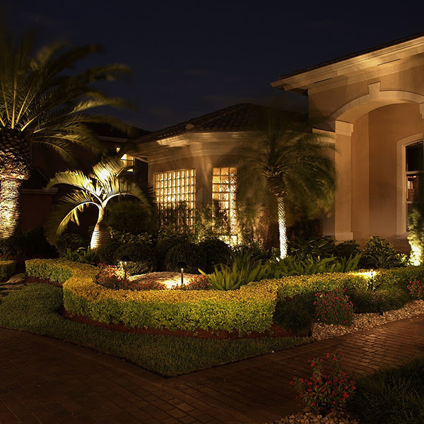 Landscape Lighting Ideas: 2 Landscaping: Front Yard Landscape Lighting Ideas